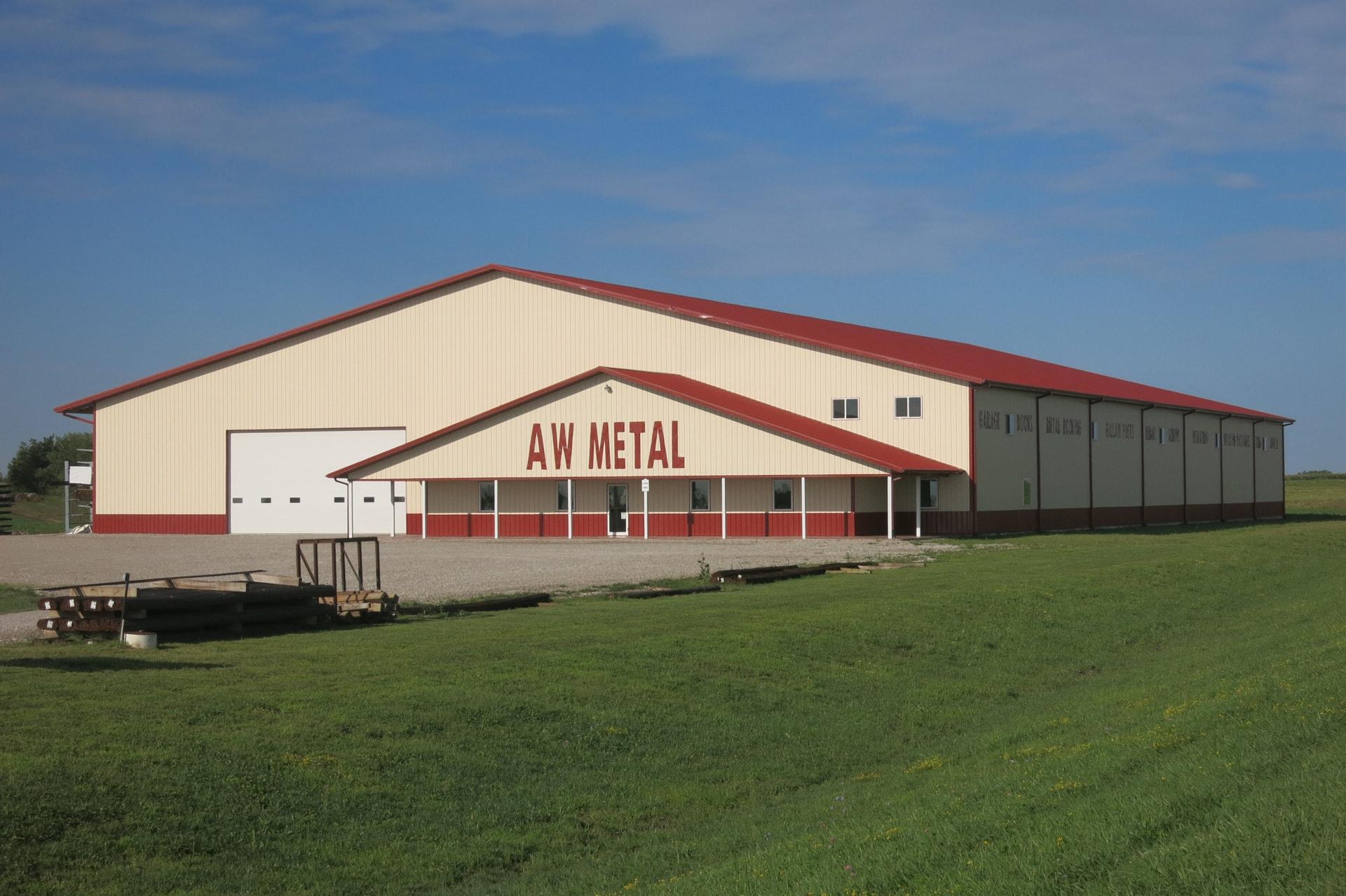 AW Metal - Exterior